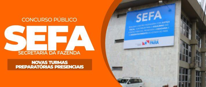 SEFA – BANCA FADESP VENCEDORA